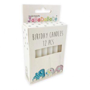 ljus till födelsedagståg Jabadabado