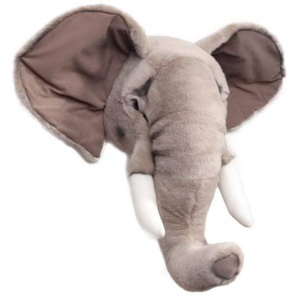 djurhuvud elefant Brigbys