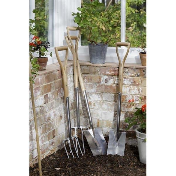 spade trädgårdsredskap Burgon Ball