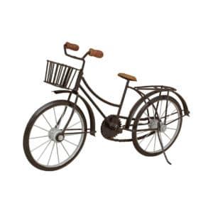cykel i miniatyrform