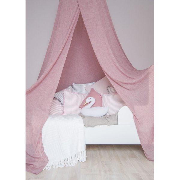 sänghimmel plommon Jabadabado