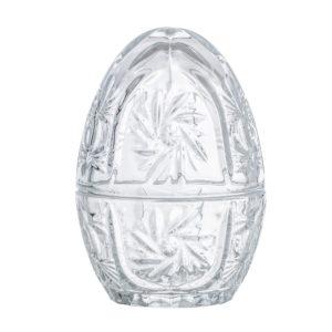 påskägg i glas
