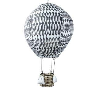 taklampa luftballong