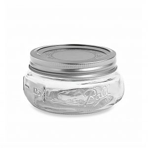 Ball Mason Jar Elite Half Pint