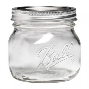 Ball Mason Jar Elite pint