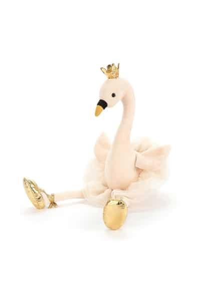 fancy swan Jellycat