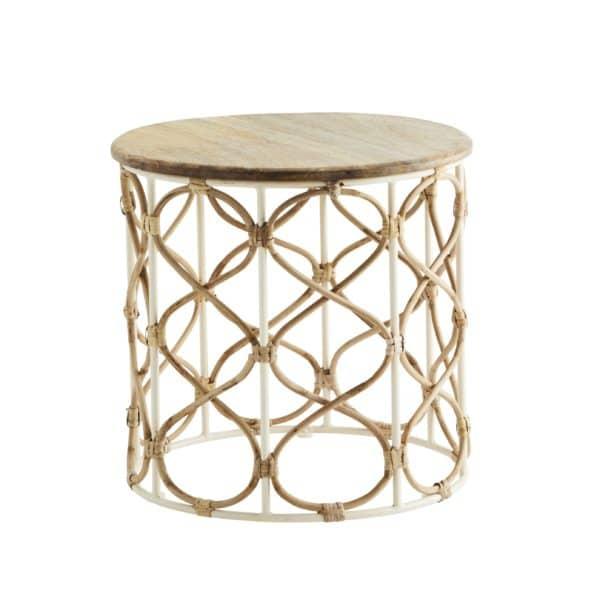 soffbord bambu