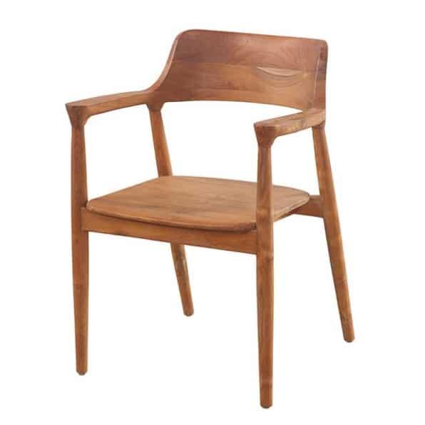 karmstol York teak möbler Wikholm form