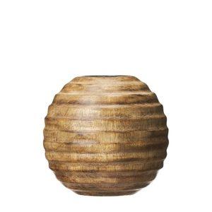 ljuslykta trä Wikholm form