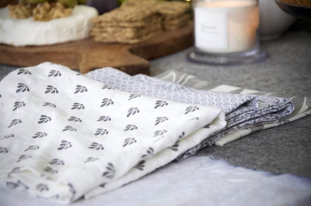 glöggmingel kökstextilier textilier Shyness