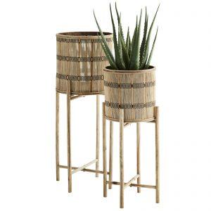 kruka bambu Madam Stoltz