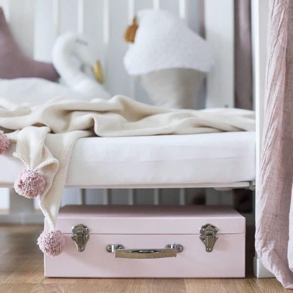 koffert rosa Jabadabado