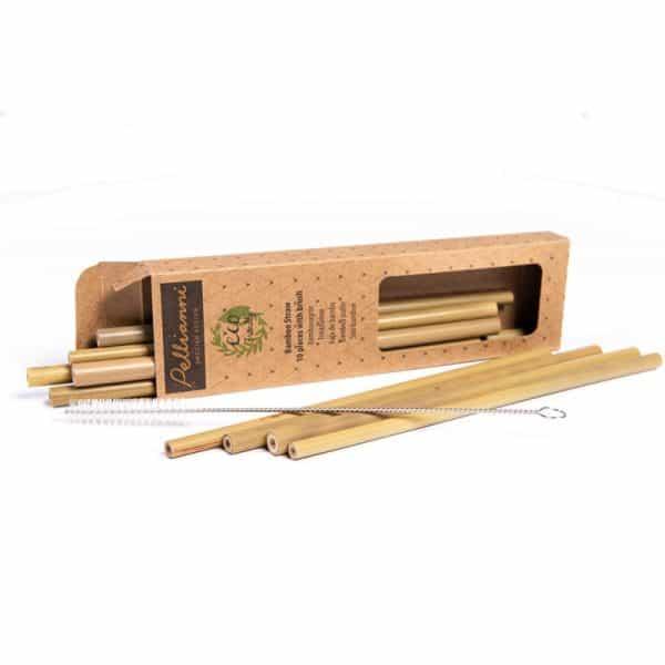 sugrör bambu Pellianni