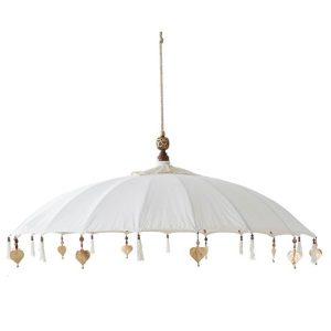parasoll vit Wikholm form