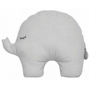 kudde elefant grå Jabadabado
