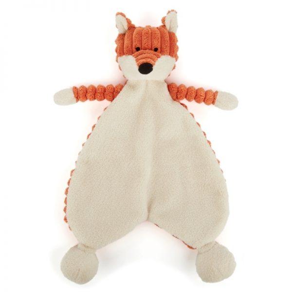 Cordy Roy snuttefilt räv Jellycat