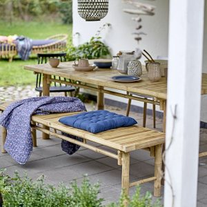 trädgårdsbord Sole bambu Bloomingville