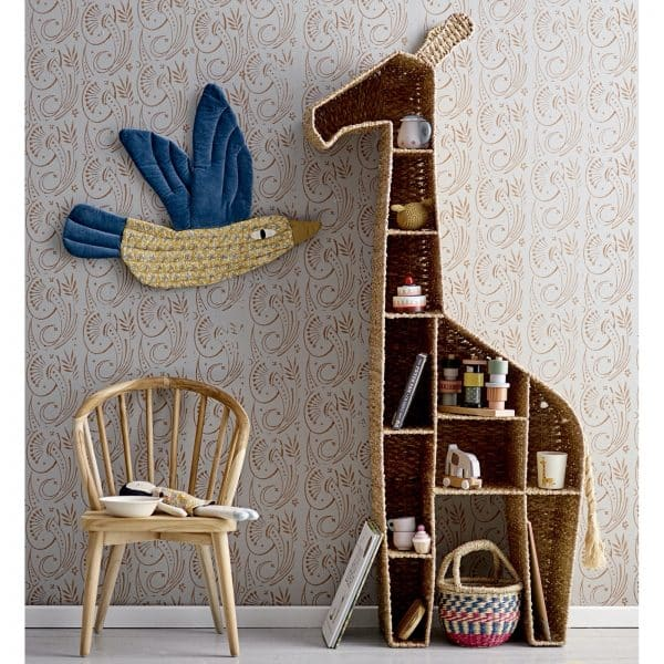 bokhylla giraff Bloomingville