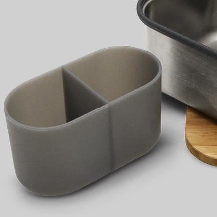 matlåda rostfritt stål Black Blum