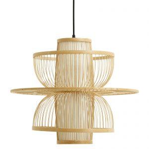 lampskärm Sigyn bambu Nordal