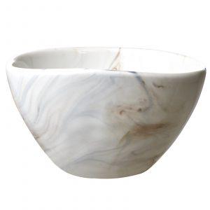 skål Amelia marmorerad Affari