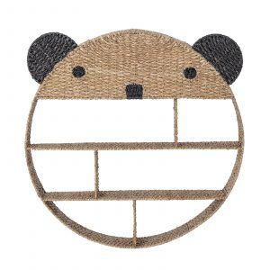 bokhylla Panda Bloomingville
