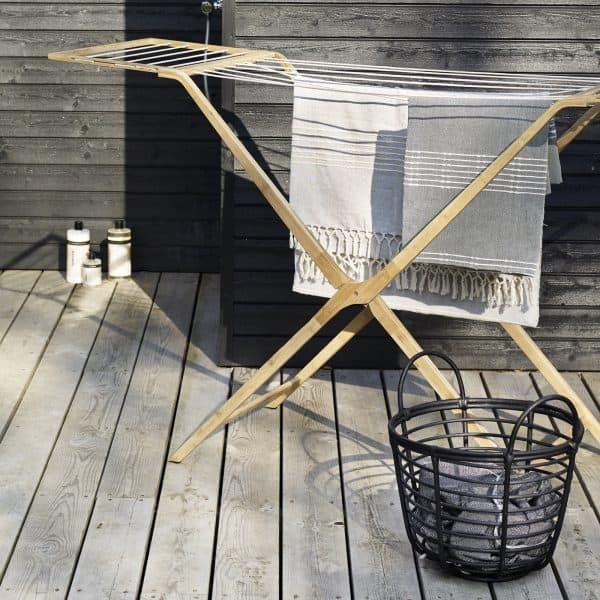 torkställning bambu Hubsch