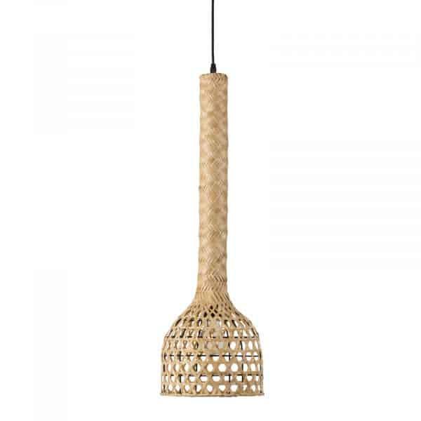 belysning taklampa Boo natur Dutchbone bambu