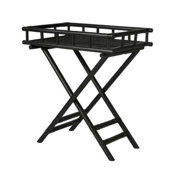 brickbord Zou svart bambu Wikholm form