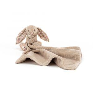 snuttefilt kanin beige Jellycat