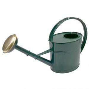 vattenkanna mörkgrön oval GardenMind
