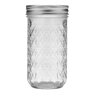 Ball Mason Jars crystal