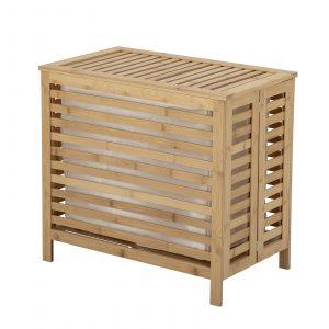 tvättkorg Aden bambu Bloomingville